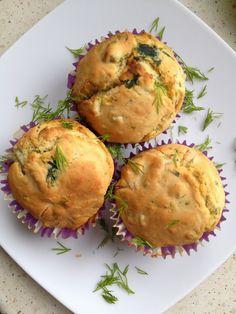 Warzywne muffiny
