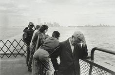 Arno Fisher, Staten Island Ferry, New York 1987