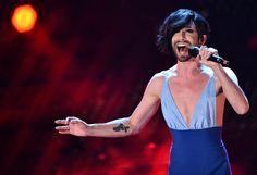 conchita wurst heroes eurovision