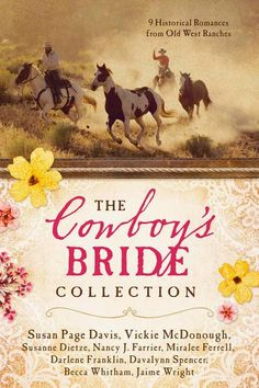 Coffee Cups & Camisoles: Book Cover Reveal - The Cowboy's Bride Novella Col...