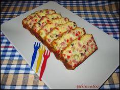 Chec aperitiv cu de toate - Retetele mamei Frittata, Feta, Cake Recipes, Dessert Recipes, Avocado Pasta, Party Platters, Quick Meals, Bacon, Good Food