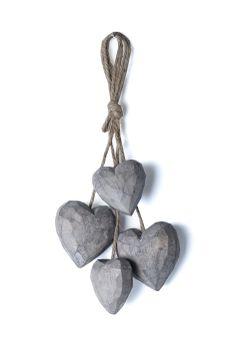 grijs - grey hearts