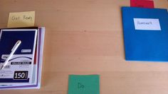 Get Ready-Do-Done Workspace to help with organization and planning during homework time.