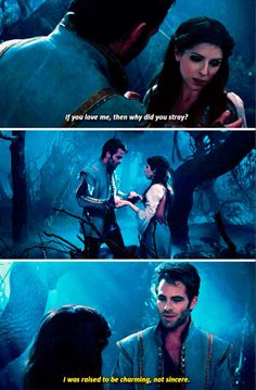 """Into The Woods. This scene broke my heart.. just a bit..  """"I shall always love the maiden who ran away.."""" """"And I the far away Prince.."""""""
