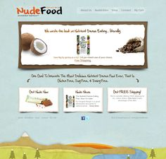 Good clean WordPress design for a restaurant website