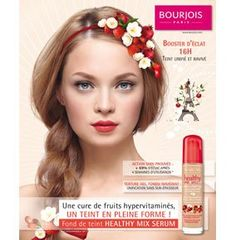 """Bourjois Paris: """"Well, they started in Paris in 1863 as stage makeup and then just went from strength to strength. (...) I think it is safe to say they DO NOT test on animals. They state that their ingredients and finished products are not tested, and – here's the kicker – they do not sell their products in China, only in Hong Kong and Korea where they do not require animal testing by law."""" #crueltyfree #makeup"""