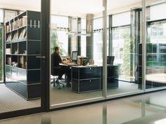 USM Haller Modular Office Shelving