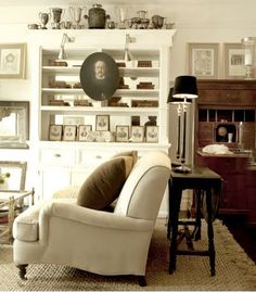 When I first saw designer Grant Gibson's tiny apartment, I knew he had great talent.