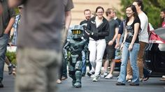 Master Chief jr - coolest little kid in the world