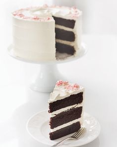 Wintermint Cake from BAKED in Brooklyn: Great recipes and more at http://www.sweetpaulmag.com !! @Sweet Paul Magazine