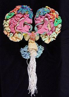 Crocheted Brain-tumblr.com