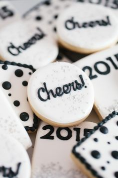 The TomKat Studio | Blog: New Year's Eve Party + Cricut Explore