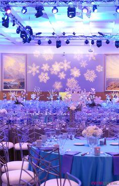 Snowflake lighting ~