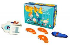 Gamewright : Step to It™