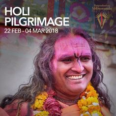 https://flic.kr/s/aHsmcn3vNw | Holi Pilgrimage 2018 – Paramahamsa Vishwananda | The 2018 Holi Pilgrimage with Paramahamsa Vishwananda was an adventure of devotion that took place in the heart of bhakti – Vrindavan Dham. During this pilgrimage, devotees visited many of the sacred sites where Lord Krishna's leelas took place. Spanning over a time of two week
