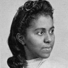 Dr. Marie Daly was a trailblazer in the field of biochemistry, and was the first African-American woman to earn a Ph.D. in Chemistry. Daly was a pioneer in researching the connection between high cholesterol and heart disease.