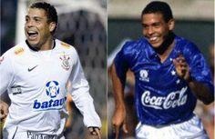 De Ronaldo a Éverton Ribeiro; veja quem atuou por Corinthians e Cruzeiro nas últimas temporadas