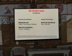 Let's watch together Bledisloe Cup and Moto GP Australia only at DR Sports Bar... Www.diningroomcandidasa.com #candidasa #karangasem #Bali #baliguide #bledisloecup #motogp #watch #game #sports #sport