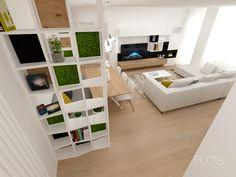 Apartment Interior Design, Design Projects, Loft, Bed, Furniture, Home Decor, Decoration Home, Stream Bed, Room Decor