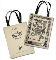 A book cover as a book bag
