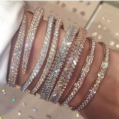 """492 Likes, 14 Comments - Aubade (@aubadejewelry) on Instagram: """"Just some of the stunning pieces that will be available at our Anita Ko trunkshow in Kuwait and Abu…"""""""