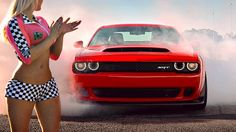 2018 Dodge Challenger SRT Demon An 840-HP Monster