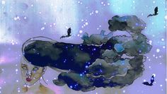 silent night/ illustrations for book on Behance
