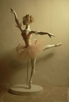 """Bjd doll Art doll Ballerina """"Princess Aurora"""" Ball jointed doll Collectible doll Best gifts for dancers Dancing Dolls, Princess Aurora, Doll Stands, Collector Dolls, Ball Jointed Dolls, Blythe Dolls, Beautiful Dolls, Unique Art, Ballerina"""