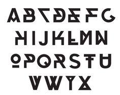 Image result for occult font sans serif