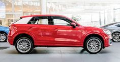 All-New Q2 Crossover Arrives At The Audi Forum #Audi #Audi_Q2
