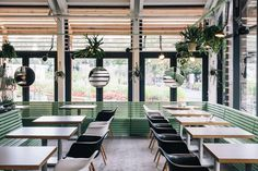 Cafe Bulka / Interior design