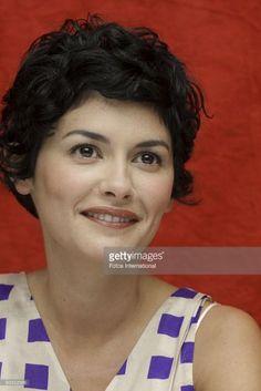 Audrey Tautou Portrait Session
