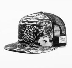 99 FCKN TRUCKER SNAPBACK  #cap #snapback #caylerandsons #hat #shopping #roma #caps #dablockshop #streetwear #buckets
