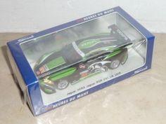 Jaguar XKRS GT2 Team Jaguar RSR Le Mans 2010 #81 Spark S2589 1:43