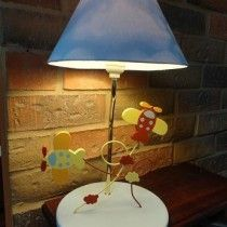Airplane lamp for boy room decor Boys Room Decor, Boy Room, Kids Lamps, Childrens Rooms, Airplane, Country, Lighting, Ideas, Home Decor