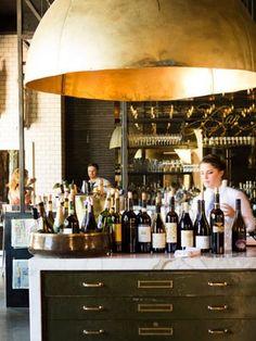 Conde Nast Traveler: The Best New Restaurants in San Francisco San Francisco Dining, San Francisco Travel, Restaurant Design, Restaurant Bar, Restaurant Interiors, San Francisco Restaurants, Sf Restaurants, Best Places To Travel, Foodie Travel