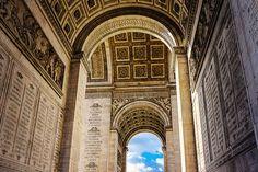 Arc De Triomphe by Ricardo Kühl on Flickr.
