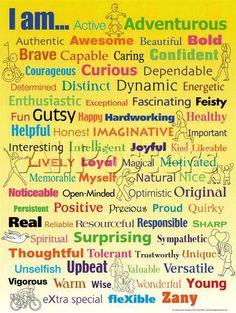 Adjectives to describe boyfriend