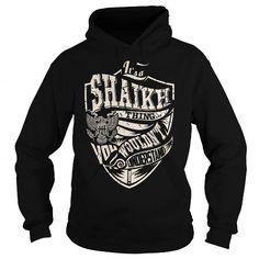 I Love Its a SHAIKH Thing (Eagle) - Last Name, Surname T-Shirt Shirts & Tees