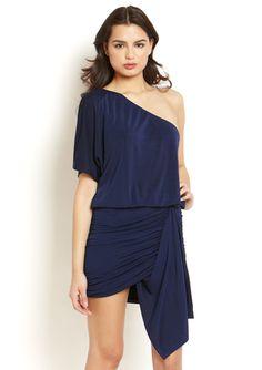 Aryn k blue dress the shining