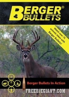 Free Berger Bullets Hunting DVD - http://freebiegiant.com/free-berger-bullets-hunting-dvd/