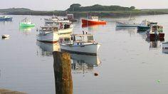 Cape Porpoise Boats.