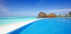"""Anantara Dhigu Resort & Spa, South Male Atoll, Maldives - """"the very concept of a Maldives resort is one that's hard to get wrong; the trick, one supposes, is getting hold of one of these shallow, sandy atoll islands, and after that, the rest is just details"""""""