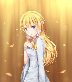Princess Zelda by YosiBunn