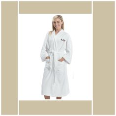 2039f75ded Once you slip on this ultra-comfy terry cloth robe