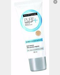 Maquillaje liquido Para pieles grasa con imperfecciones