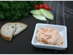 Budapešťská pomazánka Feta, Dairy, Bread, Cheese, Cooking, Ethnic Recipes, Fine Dining, Kitchen, Brot