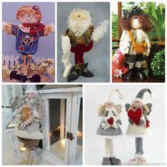 Скоро, уже совсем скоро, будет Новый Год и Рождество! Заходя в большие супермаркеты, перед этими праздниками, всегда вижу забавных каркасных снеговиков, гномиков, кукол, лосей. И вот прособиравшись не один год, все таки решаюсь на изготовление подобной каркасной куклы, что у меня получилось, если есть желание — смотрите :) Кукла получилась высокая — 67 см, очень устойчивая и неожиданно легкая :)…