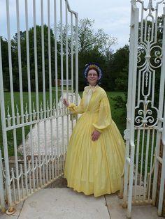 Seriously fabulous sheer dress!
