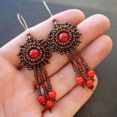Earrings...